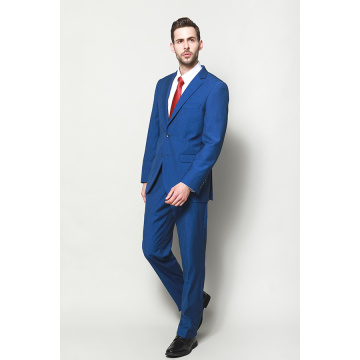 MEN'S BRIGHT ROYALE JKT SUITS