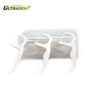OEM Plastic Disposable Clean Teeth Dental Floss