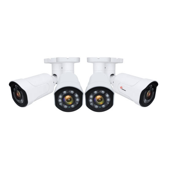 cctv camera security system Outdoor Wired