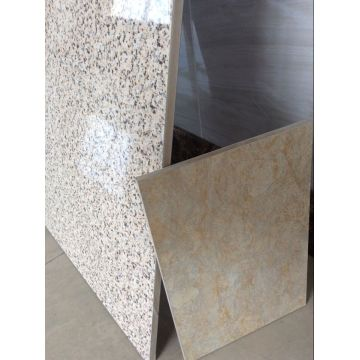 Marble stone finish aluminum insulated structural panels
