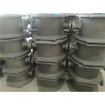 Gray iron casting valve spare parts