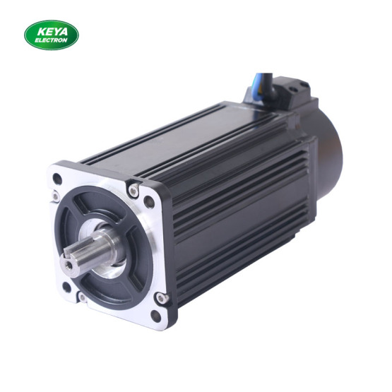 400w 48volt brushless dc motor servo with brake