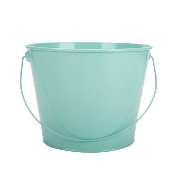 Round Champagne Ice Bucket Multicolored