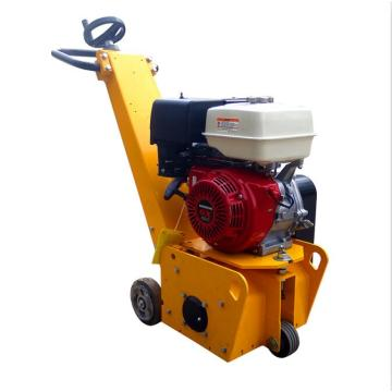 Hand- push gasoline engine scarifier machine