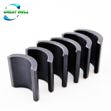 Sintered Barium Ferrite Magnet for Motors