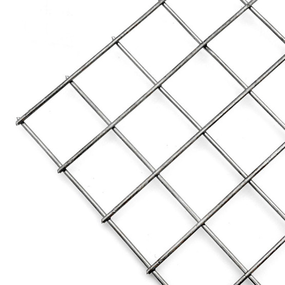 100x100mm galvanized welded wire mesh panel