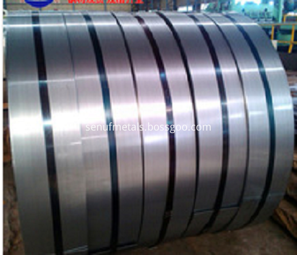 Galv Steel Strips