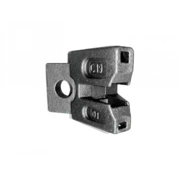 Ledger end scaffolding accessories