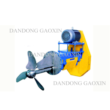 Paper Machine Stock Agitator