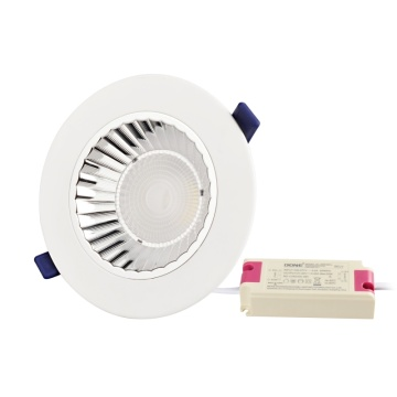 High Power COB 20W Aluminum LED Downlight