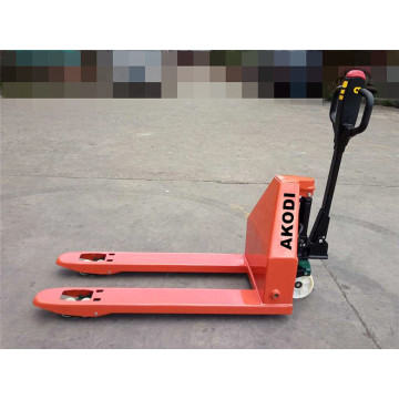 Semi-electric Hand Pallet Truck