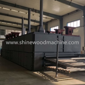 Exterior Grade Plywood Dryer Equipment