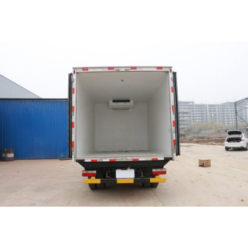 2019 New Dongfeng 20m³ Van Truck with Refrigerator
