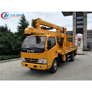Guaranteed100% Dongfeng 12m Aerial Work Platform Lift Truck