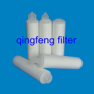 Glass Fiber Filter Cartridge for Liquids Filtration