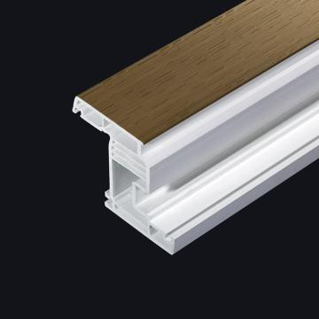 Plastic Window Pvc Profile