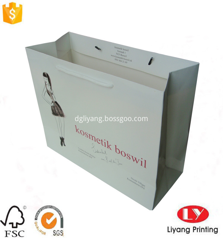 cosmetic packing bag