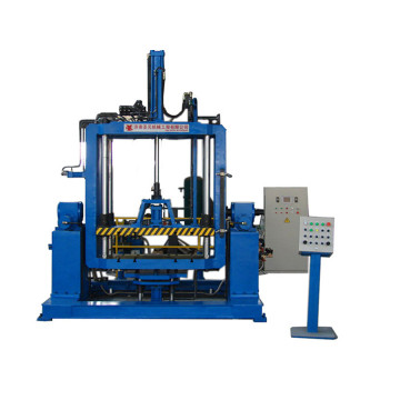 Advanced Tilting Gravity Casting Machine