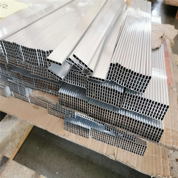 3003 Brazing Ultrawide Aluminum Micro Channel Tubes