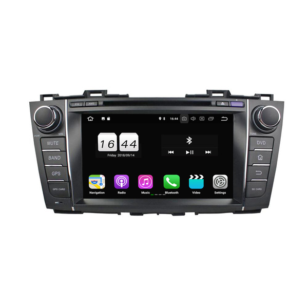 Android 8.1 car dvd for Mazada 5 2009