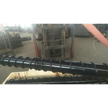 Spiral Steel Conveyor Roller