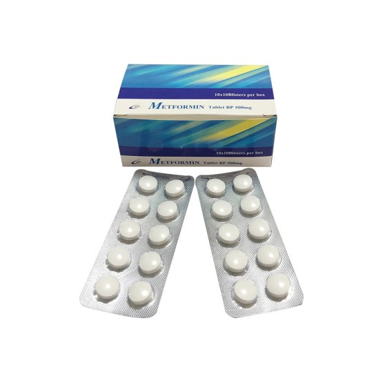 GMP Metformin HCl Tablet 0.25g