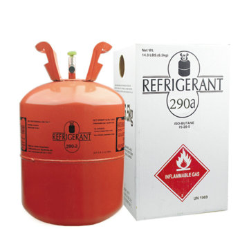 high quality refrigerant gas r290