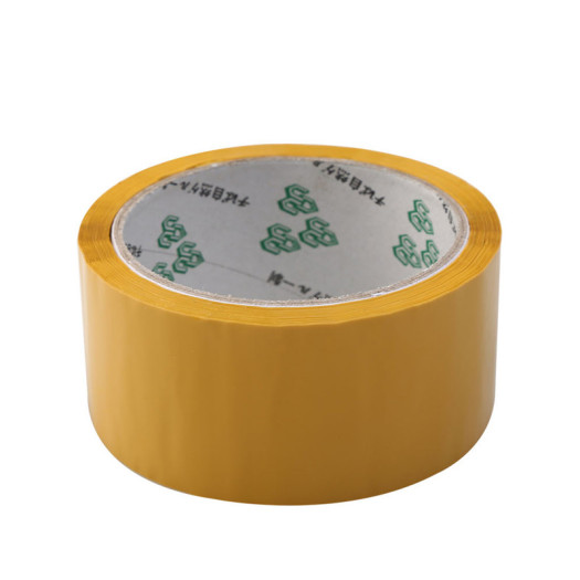 popular yellow bopp adhesive tape