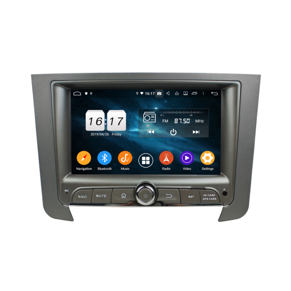 High quality car stereo for rexton