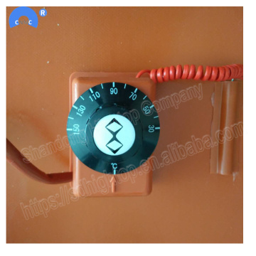 Good Quality Flexible Silicone Rubber Drum Heat Belt