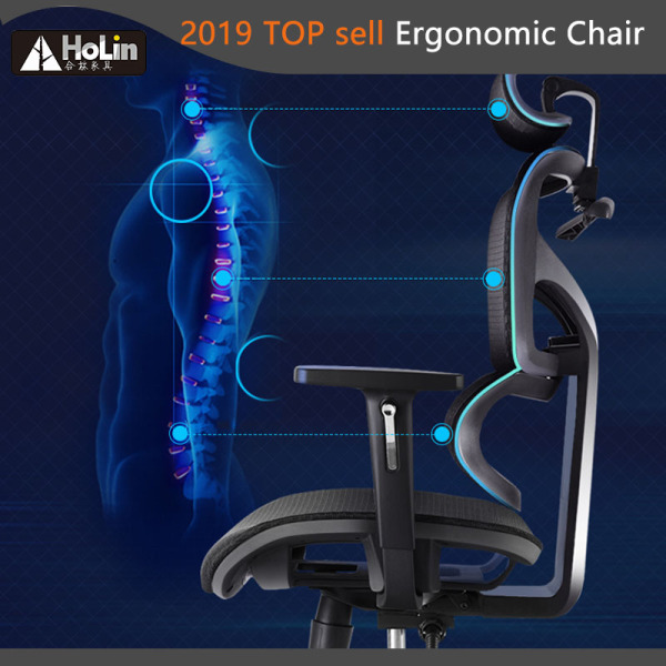 Swivel Executive Ergonomic Computer Office Chairs