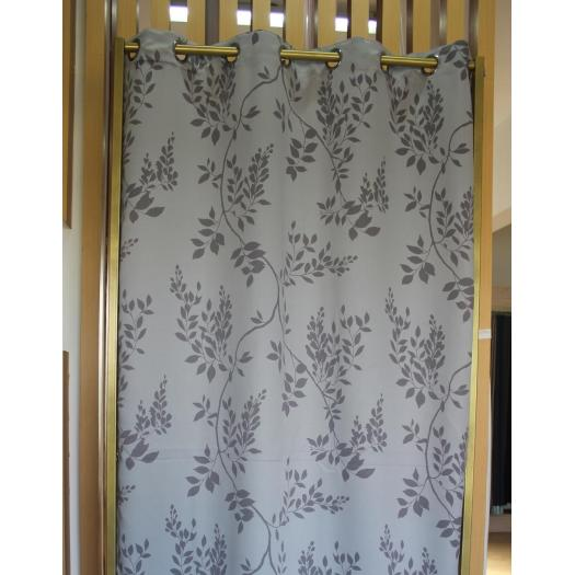 Printed Blackout Curtain Fabric