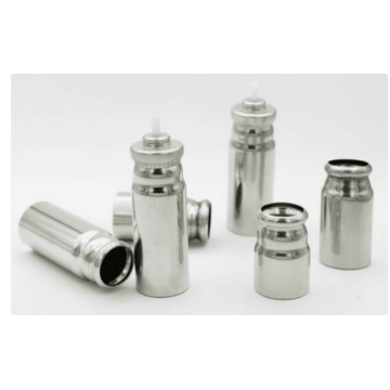 Deep Draw Aluminum Canisters