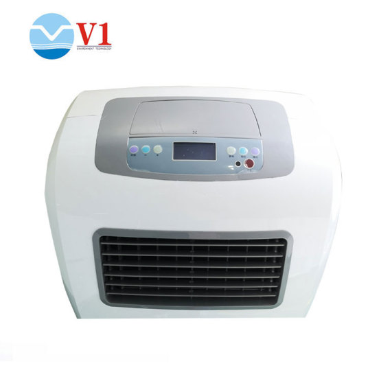 medical use air cleaner with UV disinfection