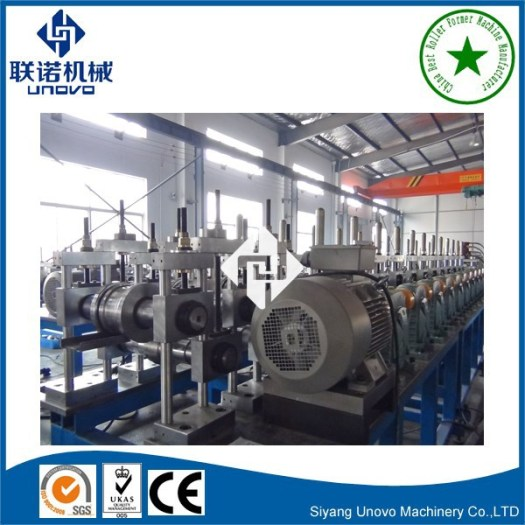 automatic C strut channel roll forming machine