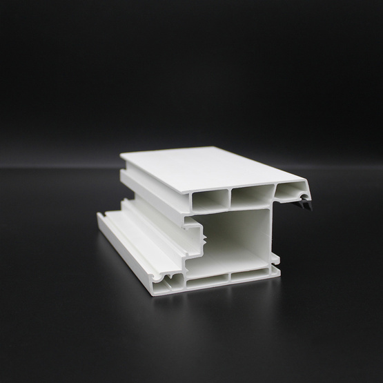 Lead Free European Standard Pvc Profile For Window And Doors