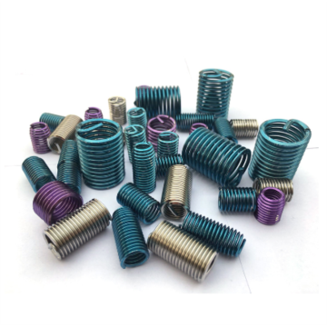 SS304 coils wire screw thread insert M2-M5