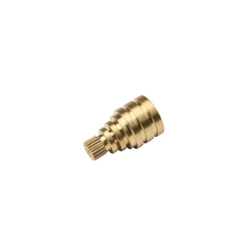 Brass Valve Rod by CNC