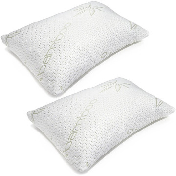 Comfortable shredded memory foam pillow stuffing