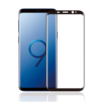 samsung s9 3d curved tempered glass screen protector