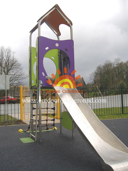 Outdoor Play Equipment Structure