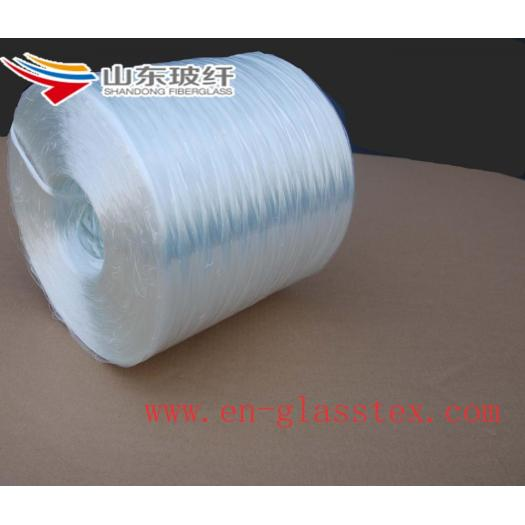 fast and complete wet-out fiberglass roving