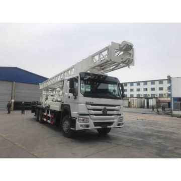 Truck Mounted Water Well Drilling Rig BZC 400