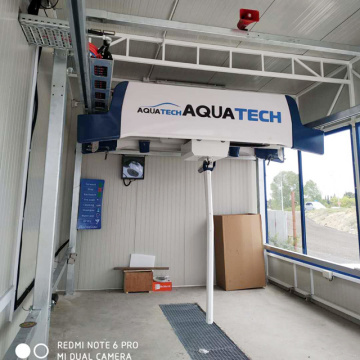 Automatic brushless carwash equipment
