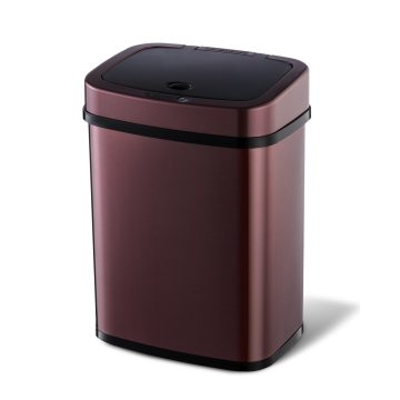Living Room Home Smart Non-Touch Sensor Trash Can