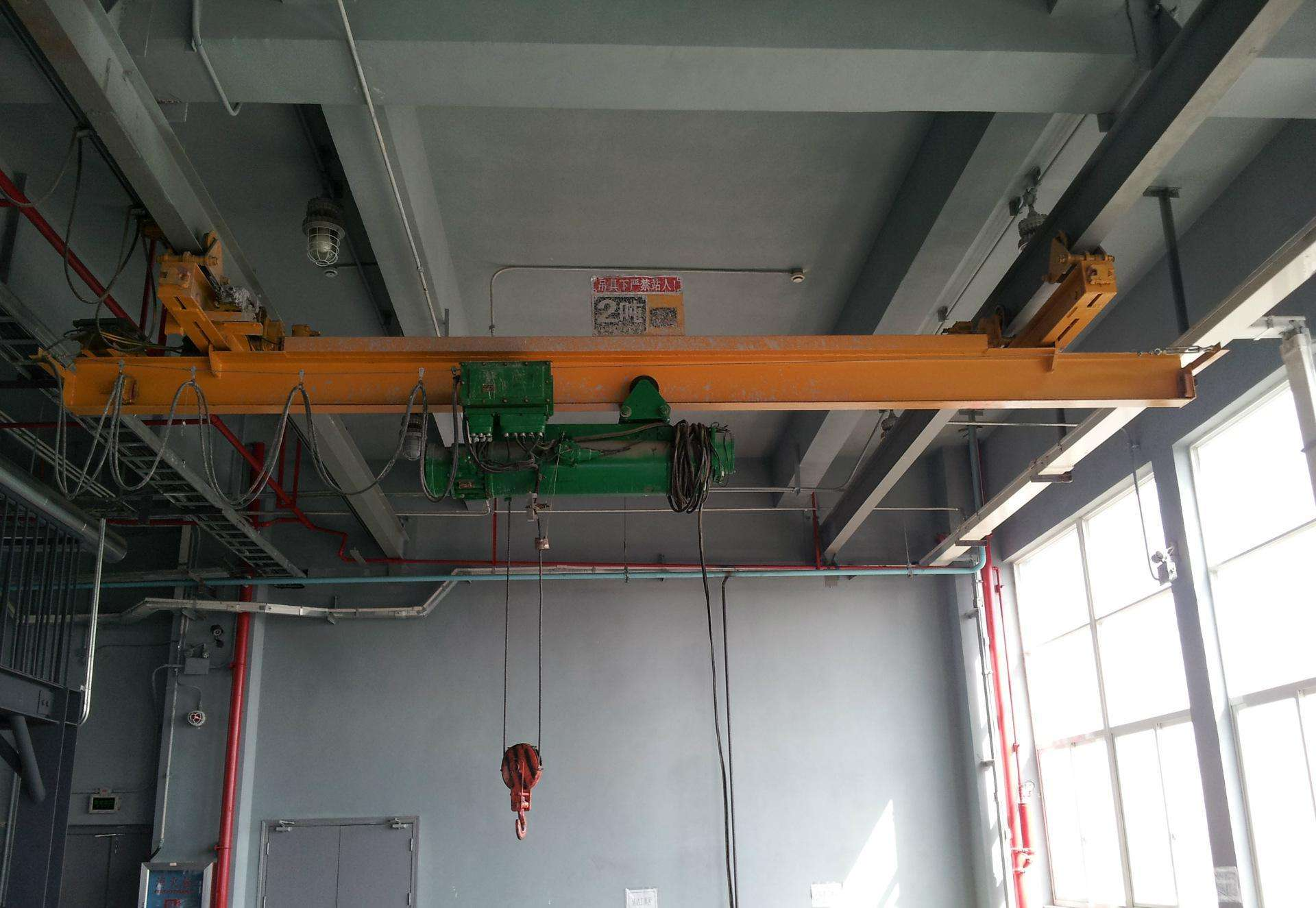 bridge overhead crane price