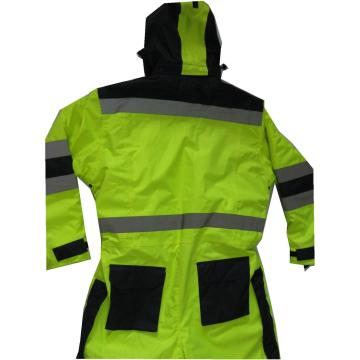 Wholesale FR Cotton Nylon Hi Vis Safety Workwear