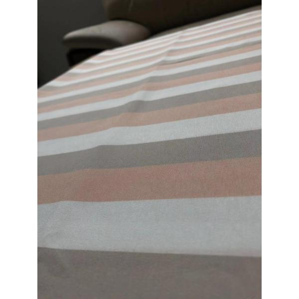polyester yarn dyed stripe fabric
