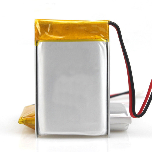 small rechargeable battery 3.7v 1200mah 603450