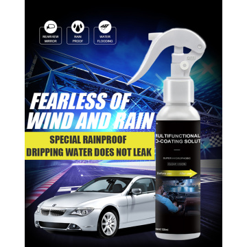 120ML glass coating auto